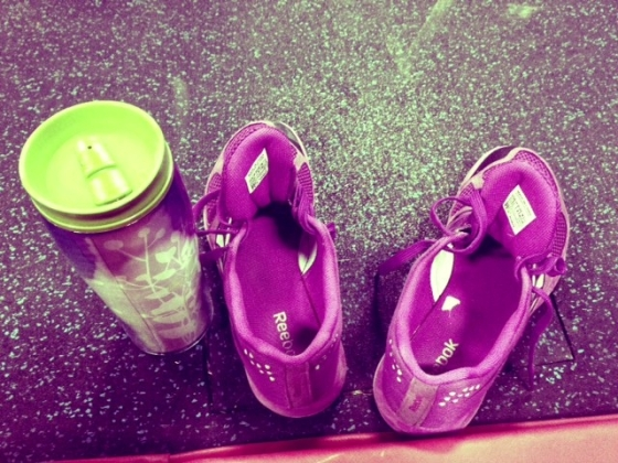 coffe+workout